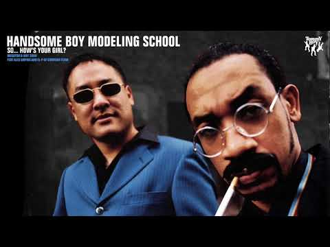 Handsome Boy Modeling School - Megaton B Boy 2000