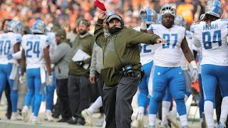Should Patricia Have Challenged The PI on Kerryon Johnson ?