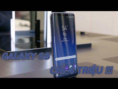 Tầm Này Có Nên Mua Galaxy S8 Hơn 4 Triệu