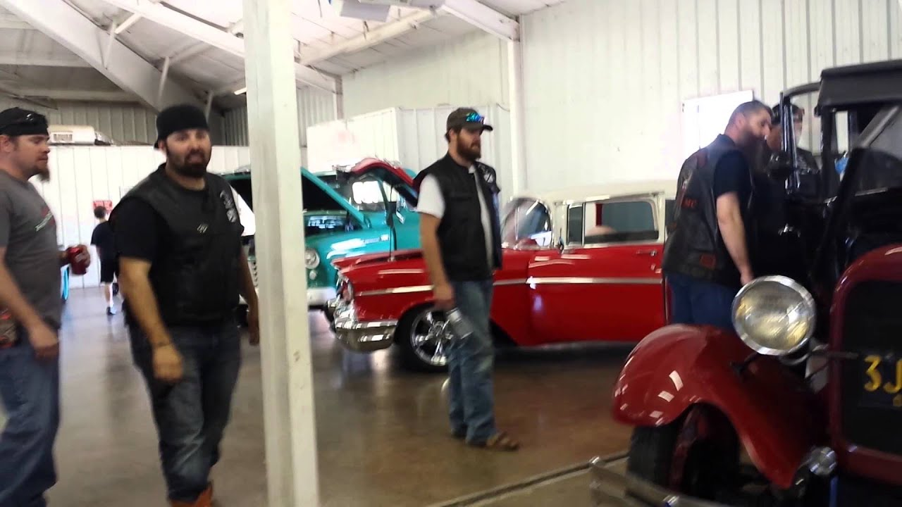 Speer Family Car Show Altus Ok 2015 Youtube