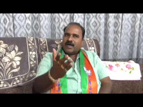 Thirumalesh .V [ Hagaribommanahalli Assembly Constituency BJP Aspirant 2018 Election ]