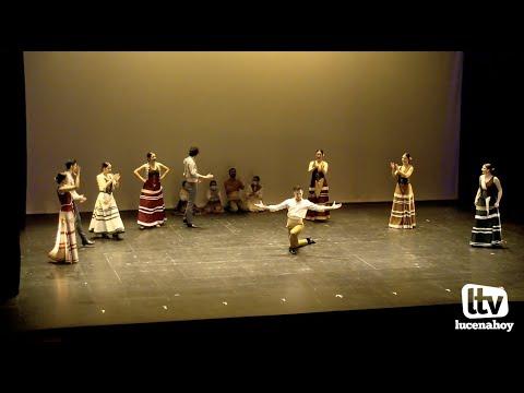 """VÍDEO: Estuvimos en la representación del montaje de danza española """"Don Quijote"""" en el Auditorio de Lucena"""