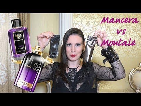 Сравнение Montale и Mancera