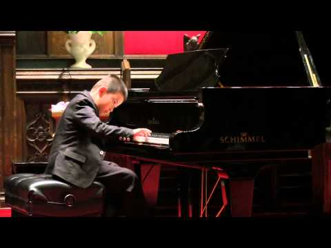 Song of the Lark by Tchaikovsky, Perfomer: ZhaoXuan Ping
