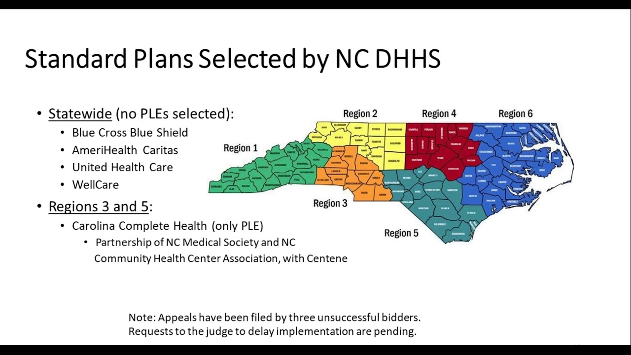 Nc Health Insurance >> N C Medicaid S Move To Managed Care Webinar Series Part 1