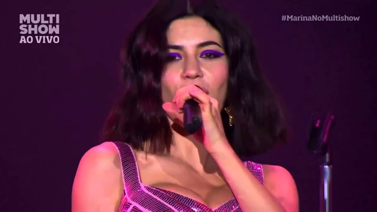 Download Marina and The Diamonds - Hollywood (Lollapalooza Brasil 2016)