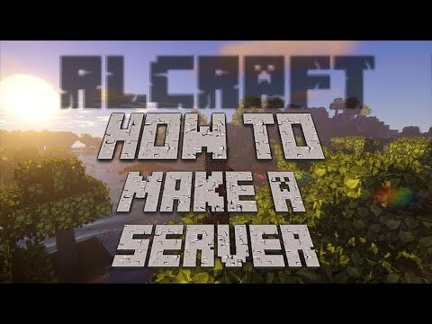 How To Make An Rlcraft Server Minecraft