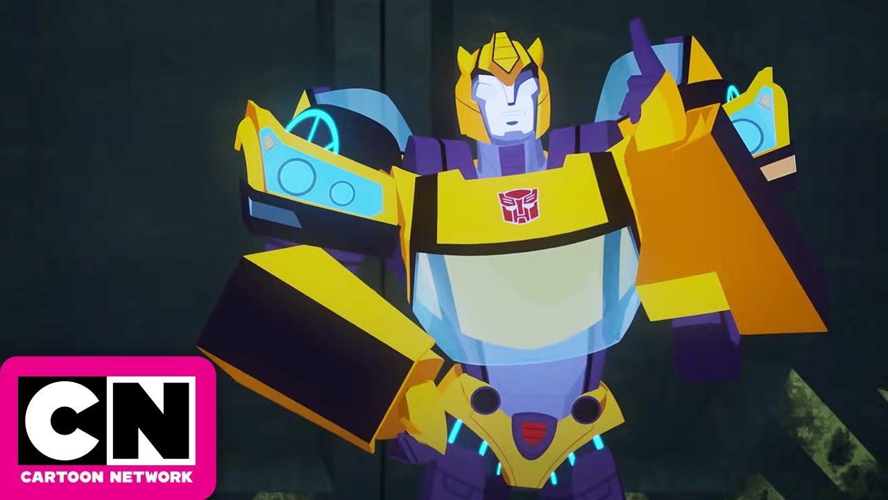 Transformers Cyberverse   Meet Teletraan X   Cartoon