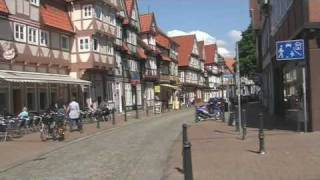 "Celle -  ""Pretty City"" im Sommer 2009"