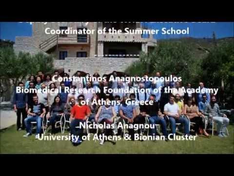 3rd WHBA Summer School - Mani, Laconia
