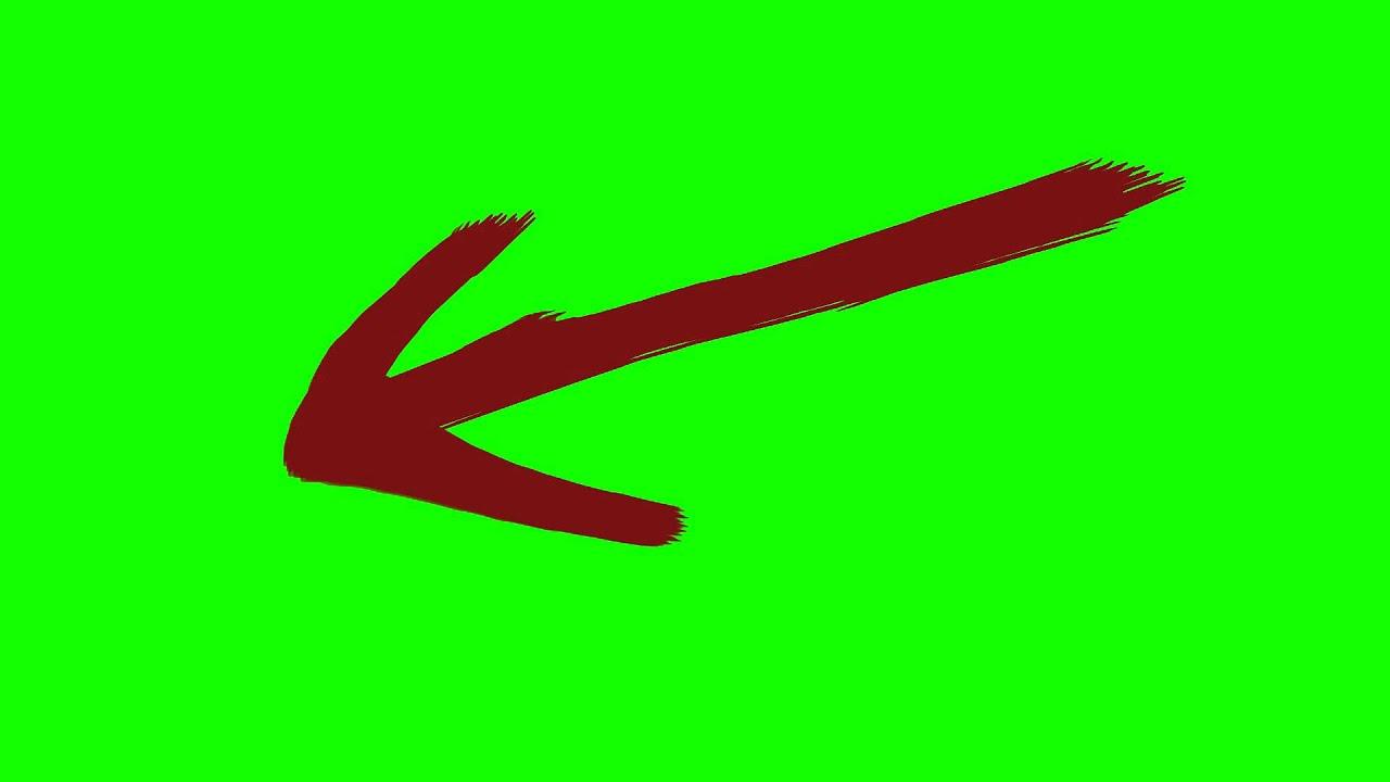 Paint Green Screen Effect