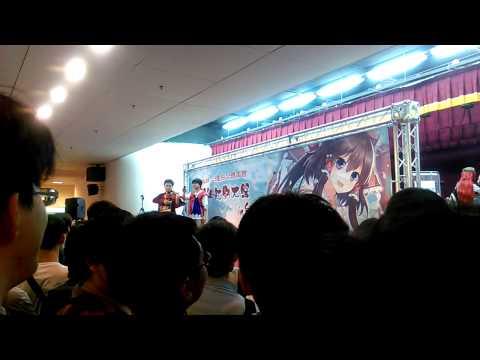 TAMUSIC 現場演奏3 博麗神社例大祭 in 台湾