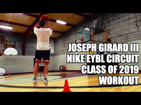 Joe Girard III | Top Player Class of 2019 | Nike EYBL