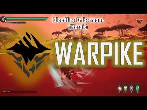 Dauntless Speedrun - Heroic Bloodfire Embermane