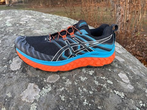 ASICS Trabuco Max Initial Run Review: ASICS Finally Strikes Strong in Trail!
