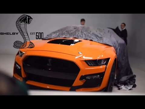 NEW  SHELBY GT Mustang Ready to Strike!!! (Full, Exhaust, Driving, Racing)