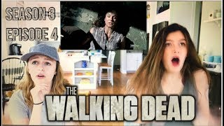 The Walking Dead - 3x4 Killer Within - Reaction