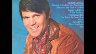 Glen campbell - wichita lineman ...