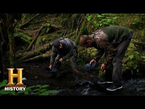 Ax Men: Goose Creek Gold | History