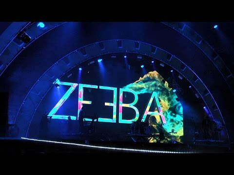 SHOW ZEEBA VILA MIX 2017 - MEGA SPACE 08.04.2017