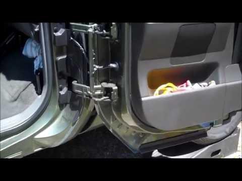 Backup Camera Installation Nissan Titan - YouTube