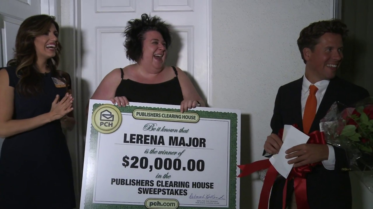 Lerena Majors from North Hollywood, CA Won $20,000 from Publishers Clearing  House