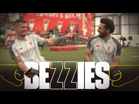Bezzies with Salah & Lovren | 'Sometimes I give him chocolate to keep him calm'