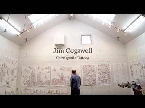 An Inside Look at Jim Cogswell: Cosmogonic Tattoos