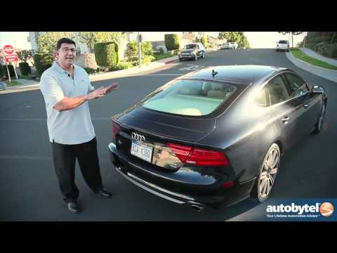2012 Audi A7 Test Drive & Luxury Car Review