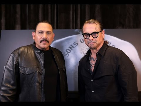 Kurt Sutter Talks SONS OF ANARCHY and The Mayans