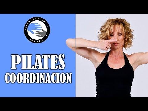 Pilates por fisioterapeutas, clase para mejorar la coordinacion