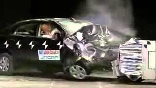 Vehicule  Crash Test 2007 -2008 Toyota Corolla Japan Version) Frontal-Extreme