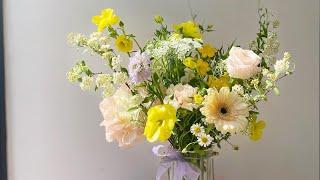 Vase arrangement, 개업선물용 화병꽂이, …