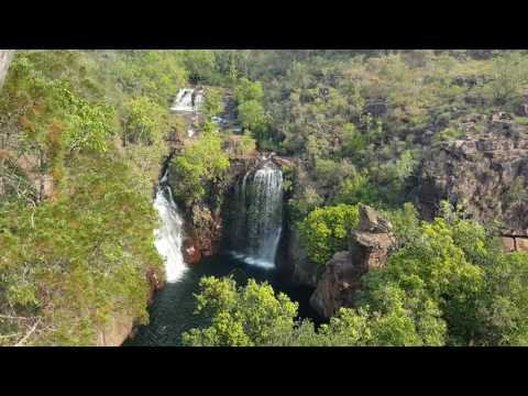 Florence Falls Litchfield Park Northern Territory Australia