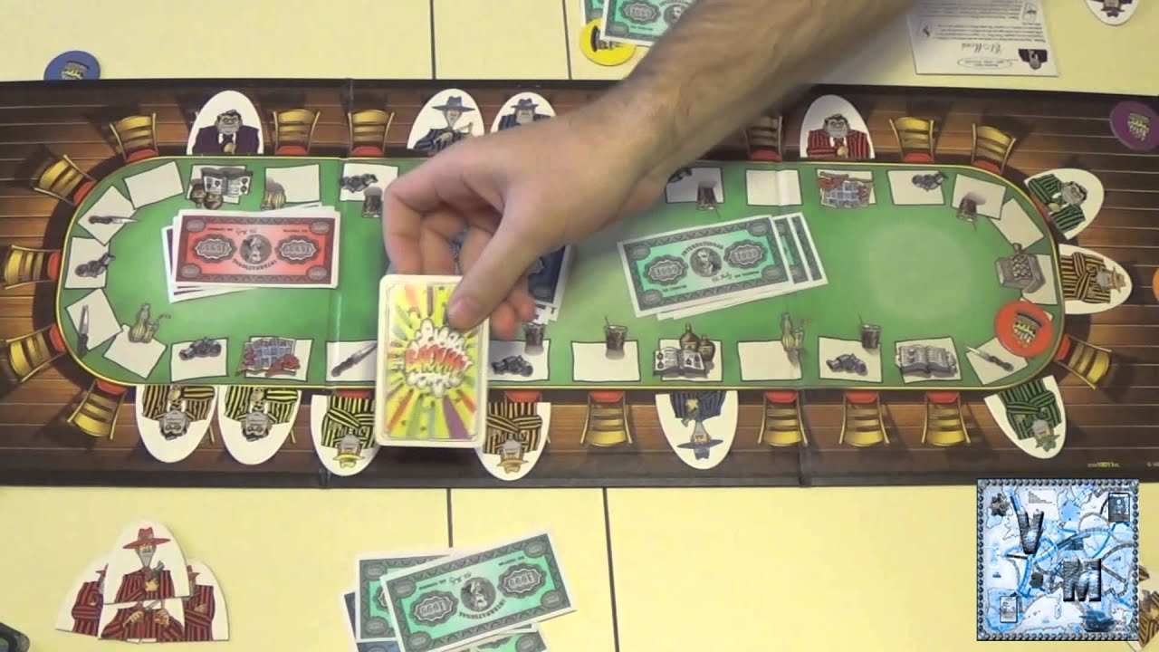 El padrino juego de mesa gameplay youtube for Viciados de mesa