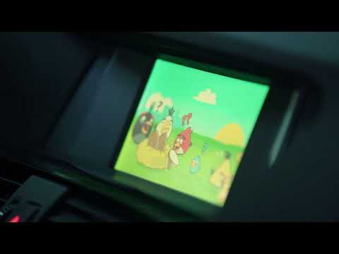 Мультимедийный видеоинтерфейс Gazer для автомобилей BMW