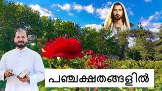 പഞ്ചക്ഷതങ്ങളിൽ | fr.shaji thumpecherayil | Enn pranan eeso | malayalam christian song