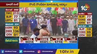 బెంగాల్ నాదే... నందిగ్రాం నాదే... నేను లోకల్|West Bengal Results: Mamata Banerjee Mass Dialogue|10TV