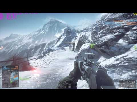 GTX 1060 3gb | Battlefield 4 Gameplay
