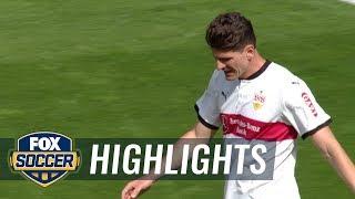 VfB Stuttgart vs. Hannover 96 | 2017-18 Bundesliga Highlights