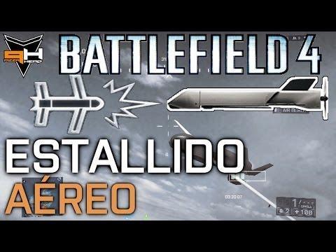 BF4: Estallido Aéreo (UCAV) Misión Soy Dinamita - Battlefield 4 PizzaHead