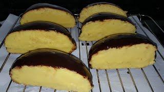 Cuñas de crema y chocolate/Chinitos