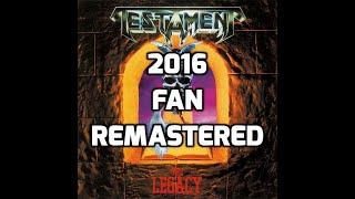 Testament - Burnt Offerings [2016 Fan Remastered] [HD]
