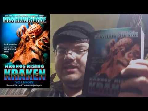 Horror Show Book Reviews Episode 20: Kronos Rising: Kraken (Volume 1) (2016)