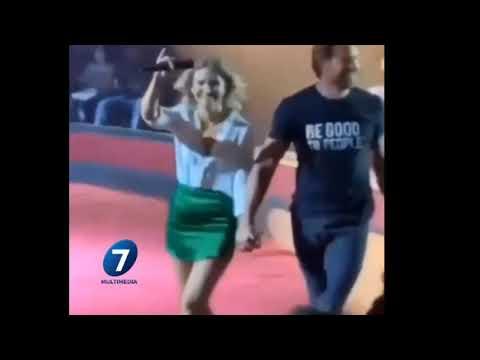 Irina Baeva ¿Embarazada? ¿SERÁ?