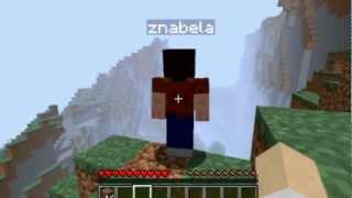 Приколы над игроками в Minecraft 1
