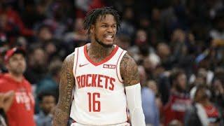 Ben McLemore   Best 3-Pointers   2019-20   Houston Rockets