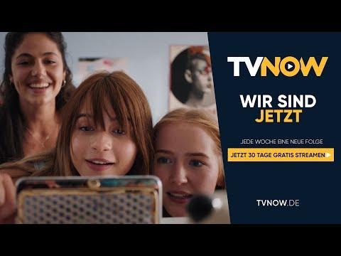 """""""Wir sind jetzt"""" mit Lisa-Marie Koroll - Ab 27.4. bei TVNOW"""