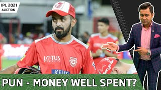 PUNJAB - BIG Money, Well Spent? | DELHI Auction Review | Betway Mission Domination | Aakash Chopra