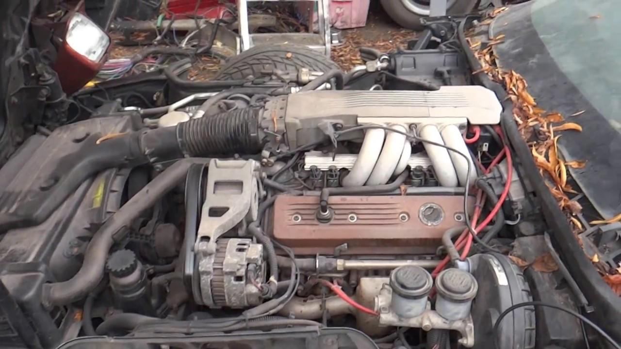 C4 Corvette L98 Engine
